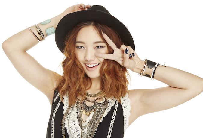 Dailylook Blog Guest Stylist Jenn Im
