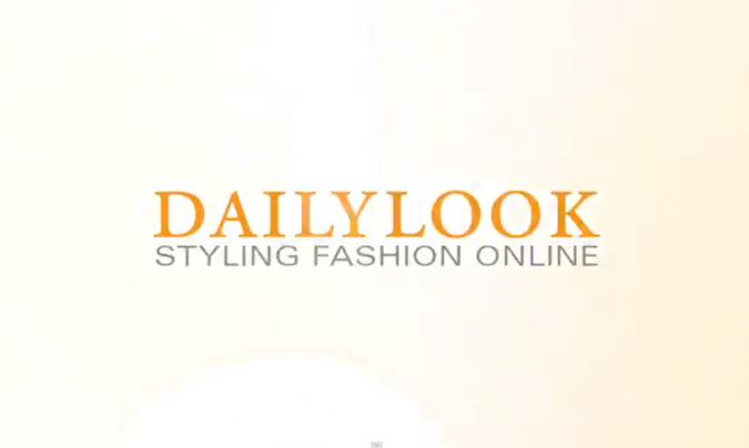 Video: 2 Years at DailyLook in Just 1 Minute