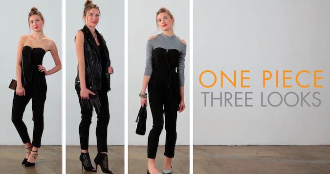 Dailylook Blog 3 Effortlessly Chic Ways To Wear A Black Jumpsuit