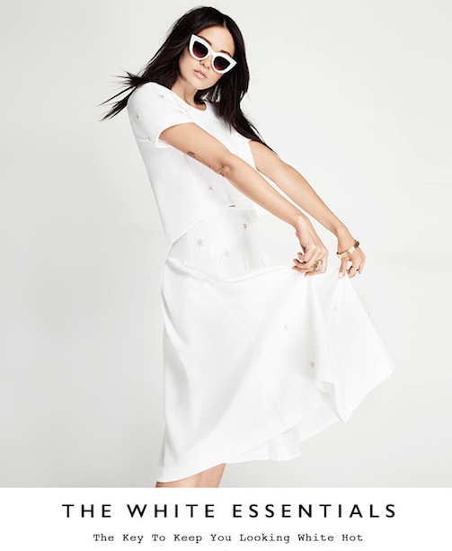 9 Modern Ways To Wear White After Labor Day