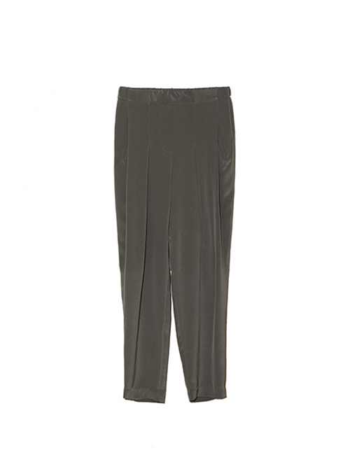 Pleated Front Pant