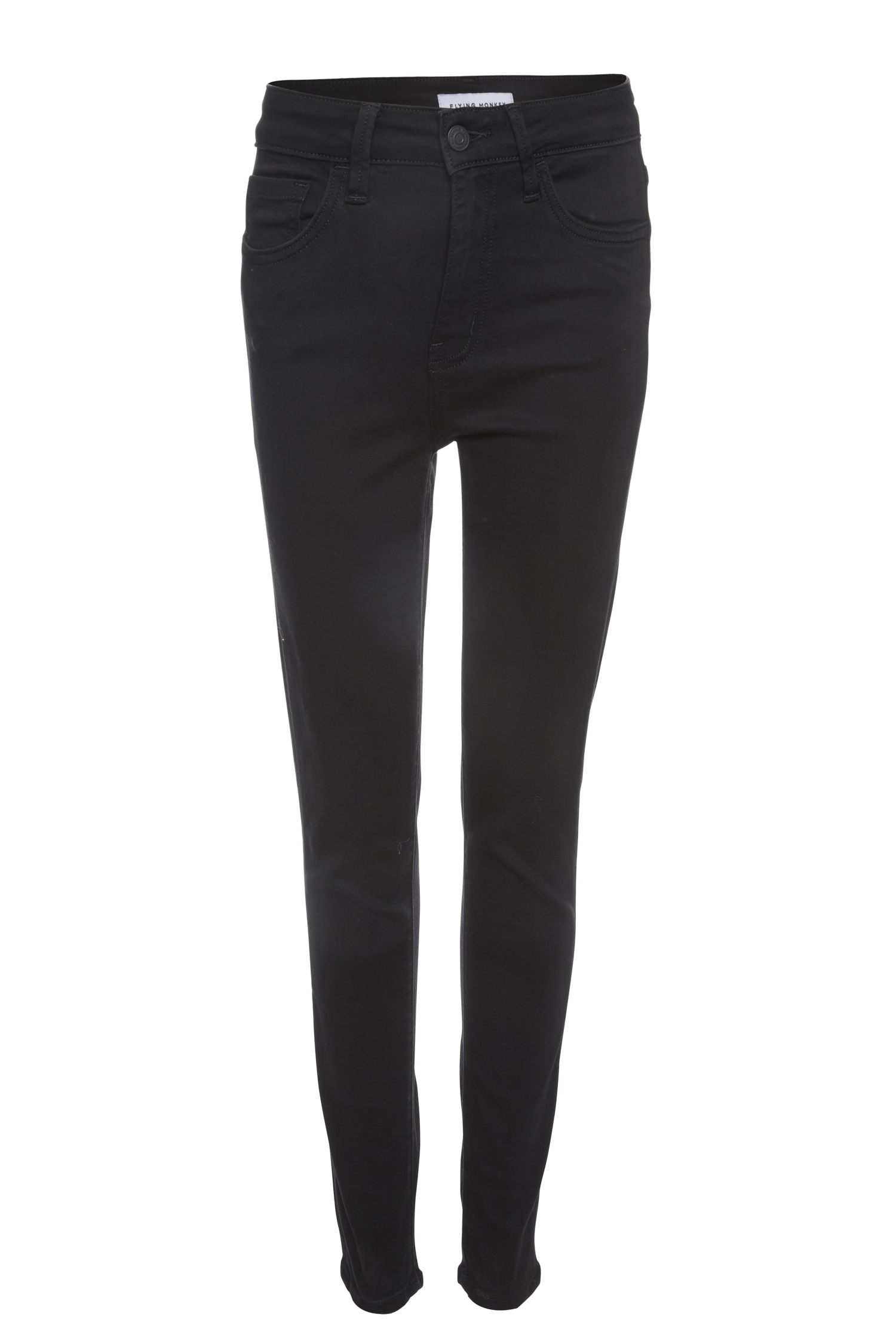 Flying Monkey High Rise Ankle Skinny