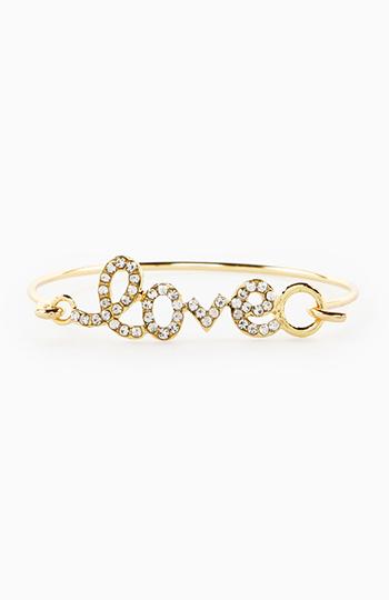 Delicate Love Bracelet Slide 1