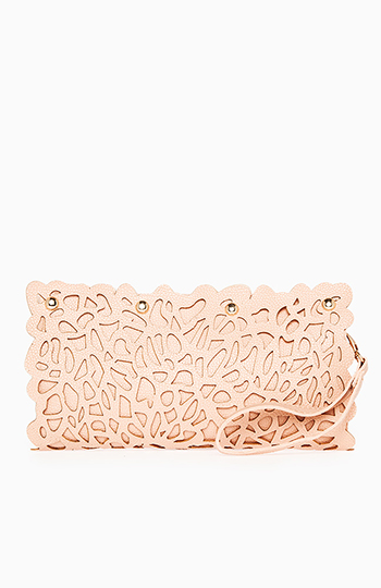 Abstract Laser Cut Clutch Slide 1