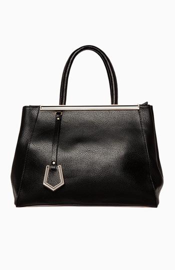 Timeless Textured Handbag Slide 1