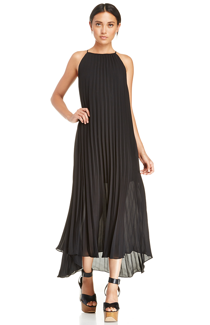 Find pleated maxi dress at ShopStyle. Shop the latest collection of pleated maxi dress from the most popular stores - all in one place.