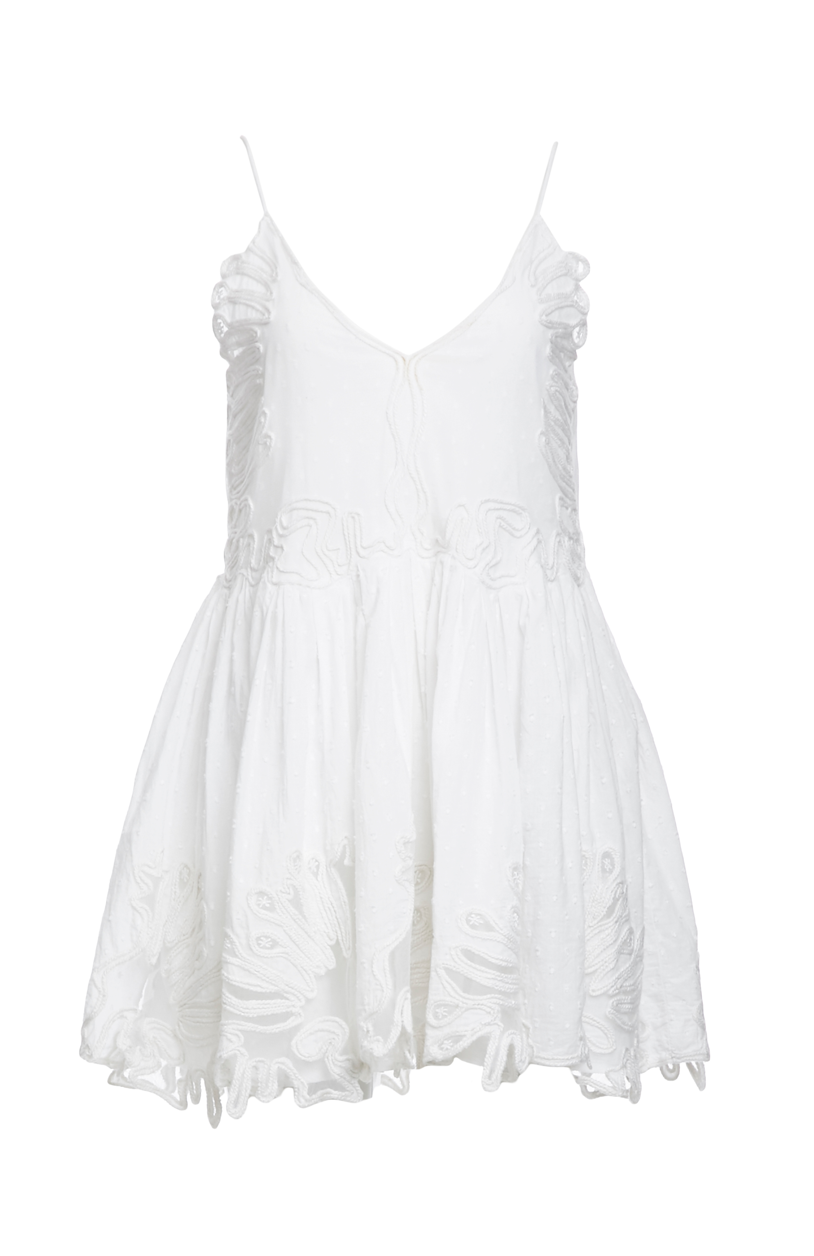 Dixie Dress in White Tularosa Cheap Sale Good Selling Clearance Real gfWW46