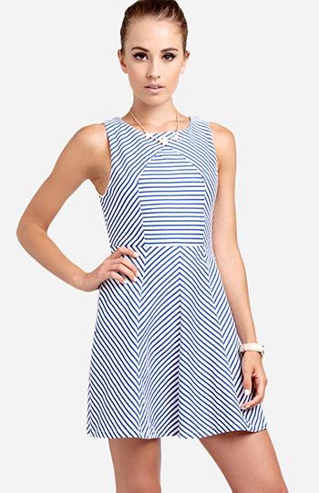 Supreme Striped Dress Slide 1
