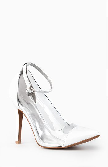 Barely There Party Pumps Slide 1