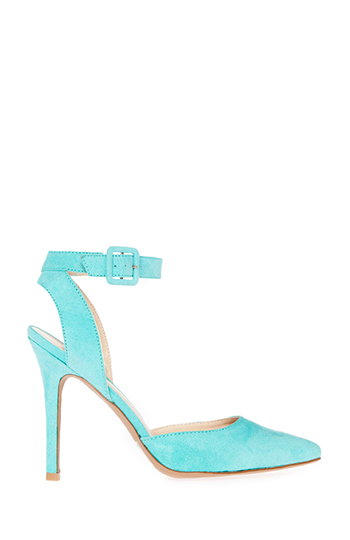 Ankle Strap Stilettos Slide 1