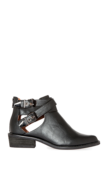 Cutout Ankle Boots Slide 1