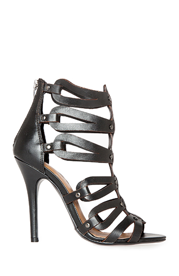 Chinese Laundry Janes Way Cage Heels Slide 1