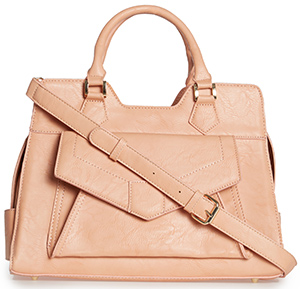 Cecile Caldwell Vegan Leather Satchel