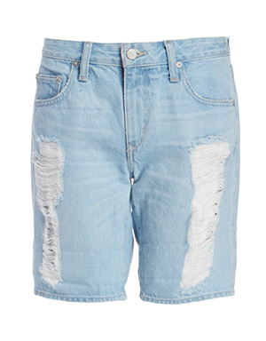 Lovers + Friends Dylan Slouchy Boyfriend Shorts