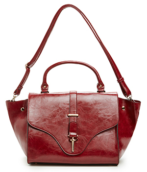 Tyler Durden Winged Vegan Leather Tote