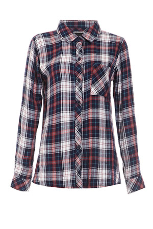 Rails Hunter Button Down Plaid Shirt