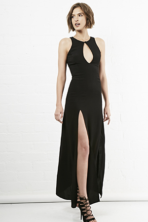Stone Cold Fox Owen Gown