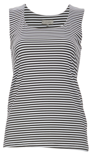 Jonesy Jane Basic Striped Stretch Tank