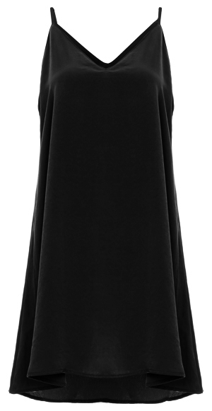 Sasha Satin Slip Dress