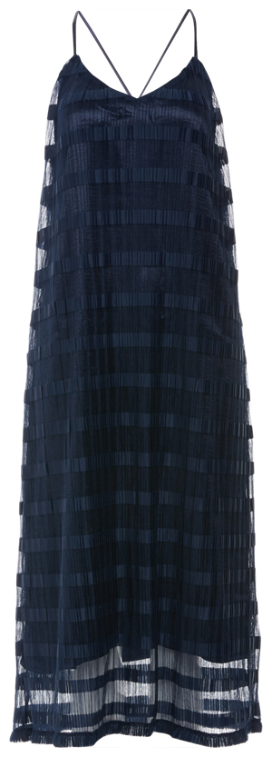 Leyla Midi Mesh Dress