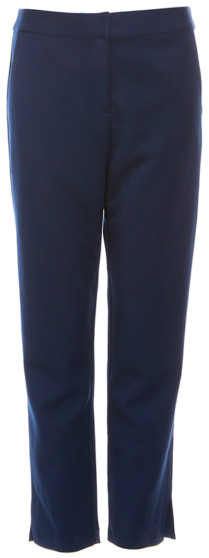 Slim Work Pant W/ Bottom Slit