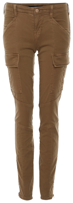 J Brand Mid Rise Houlihan Cargo