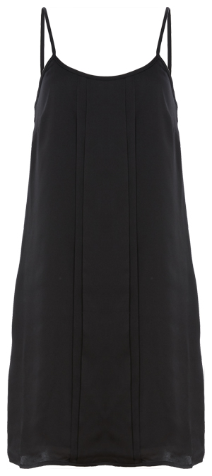 The Fifth Label Pleated Front Woven Dress