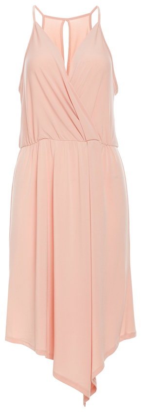 BCBGeneration Surplice Cocktail Dress