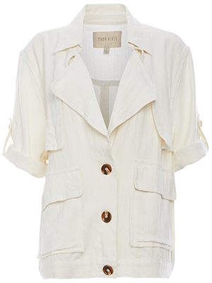 Moon River Linen Jacket