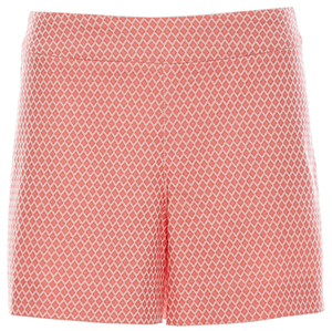 Mila Diamond Jacquard Short