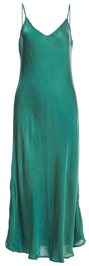 Velvet by Graham & Spencer Midi Slip Dress