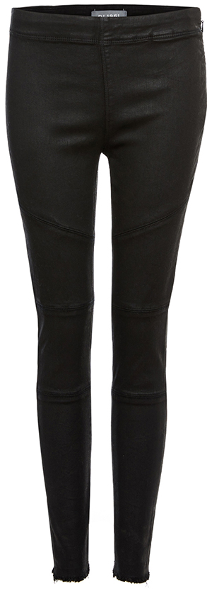 DL1961 Haven Coated High Rise Jean Legging