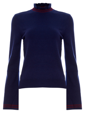BB Dakota Long Bell Sleeves Top
