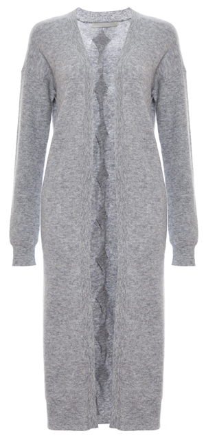 One Grey Day Parker Duster