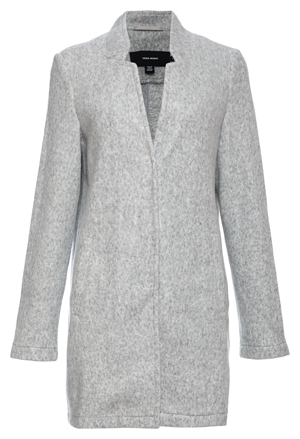 Vero Moda Lightweight Brushed 3/4 Length Coat