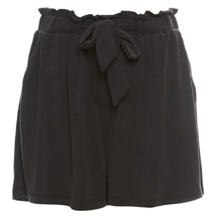 BB Dakota Modal Tie Waist Shorts
