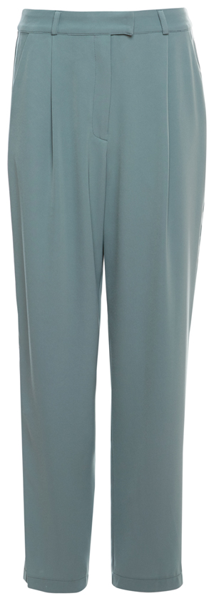 Pleated Front Trouser with Pockets
