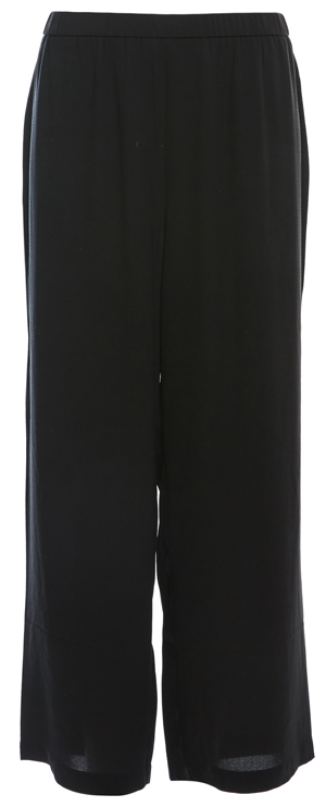 Eileen Fisher Straight Crop Pant