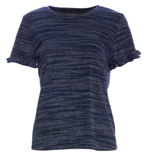 Renee C Short Sleeve Knit Top