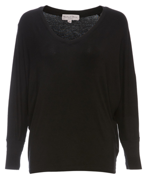 Michael Stars Long Sleeve Dolman Top
