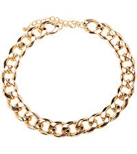 DAILYLOOK Polished Chain Link Necklace
