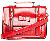Ladylike Bow Satchel