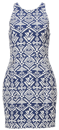 DV Dolce Vita Dada Tribal Tapestry Dress