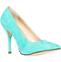 Vibrant Pointed Toe Pumps