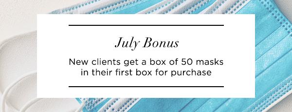 July Bonus