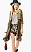 Line & Dot Flowy Trench Coat Thumb 11