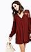 Mirabelle Lace Shoulder Tunic Dress Thumb 4