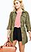BB Dakota Kayla Tie Waist Shorts Thumb 3