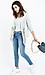 J Brand Florence Straight Leg Jeans Thumb 3