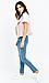 J Brand Florence Straight Leg Jeans Thumb 5